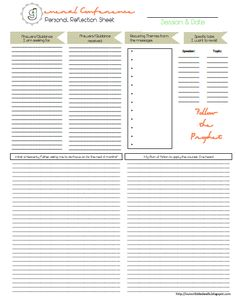 {Free Printable} Updated General Conference Prep Pack