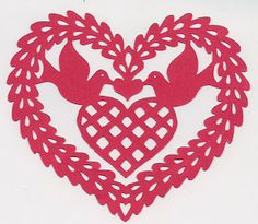 scherenschnitte paper cutting | ... it up. Maybe I'll start calling it paper cutting and be done with it