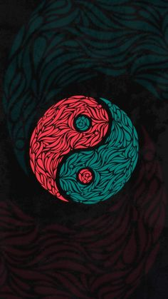 Yin And Yang IPhone Wallpaper - IPhone Wallpapers