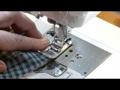 How to String Piece a Quilt, Part 3 - YouTube