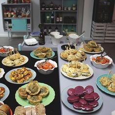 às quartas há aperitivos na #oficinacc. #petiscosemiminhos