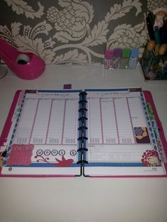 Hi lovies! Time flies so fast right? Can you imagine it; almost half of February has past. It seems just like yesterday when I showed you my tutorial on how I made my weekly pages.