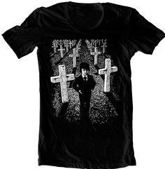 Damien Omen t-shirt @ Rotten Cotton