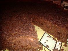 Цветя и палачинки: Шоколадова торта - много бърза и лесна