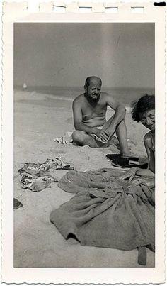 Jackson Pollock & Lee Krasner, 1955