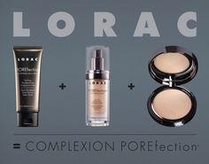 LORAC #POREfection Trio!