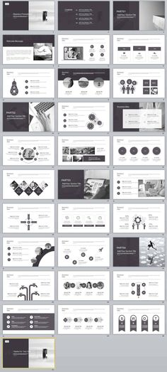 31+ Best Gray business powerpoint Template | The highest quality PowerPoint Templates and Keynote Templates download