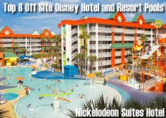 Best Off Site Disney World Hotel Pools — Orlando Vacations on a Budget