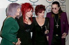 Kelly, Cyndi, Sharon, and Ozzy 56th annual Grammy Awards