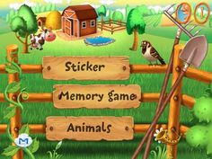 Animal Farm 3 in 1 iPad iPhone #Kidsapps
