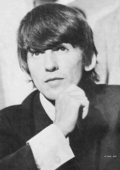 "George Harrison - The Beatles, Traveling Wilburys, George Harrison (1943 - 2001) - ""The Beatles will exist without us."""