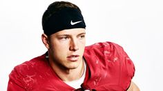 Stanford star running back Christian McCaffrey has always known who he is -- a generational star. It's time the rest of the world finds out.