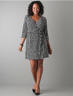 Fabulous Full Figure Dresses U Skirts Sizes Lane Bryant