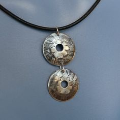 Silver Jewelry Silver Pendant Silver by AngelaWrightDesigns, £48.00