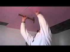 Aislamiento en techo con Crest y Foamular
