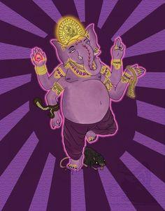 Ganesha by novedlove