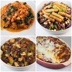 Next weeks #mealplan goes #meatless to kick off 2014 on a #healthy note! #cooking #nyresolutions #fit4life #fitin2014