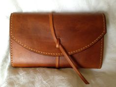 "Handmade Leather Refillable Journal Cover for Moleskine - Made in the USA ""The…"