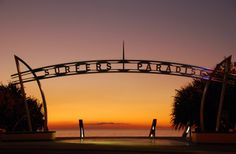 surfers paradise gold coast, queensland australia