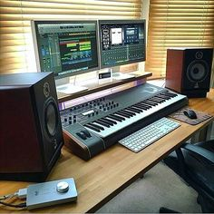 """2,274 Likes, 329 Comments - Studios (@ontrackstudio) on Instagram: """"Awesome setup @onedivisionrecords! 😍😍😍 ▫️Comment anything with a 🌊 to be entered into a drawing for…"""""""