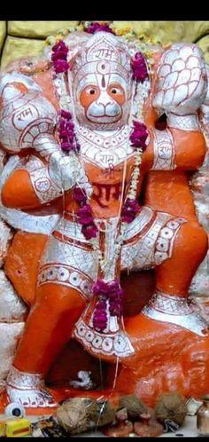 Hanuman Murti, Shri Hanuman, Shree Ganesh, Durga Maa, Krishna, Jay Shri Ram, Hanuman Images, Happy Janmashtami, Ganesha Pictures