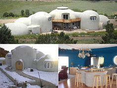 Shangri-La Dome Home Aguilar colorado