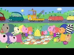 Peppa Pig - Snowy Mountain Episode 49 (English) - YouTube