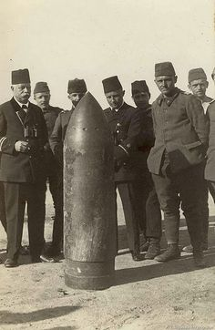 Irresistible temptation to pose with HMS Queen Elizabeth's shells this time marines Republic Of Turkey, The Republic, Hms Queen Elizabeth, Gallipoli Campaign, Ottoman Turks, Cultural Identity, Lest We Forget, Great Leaders, Ottoman Empire