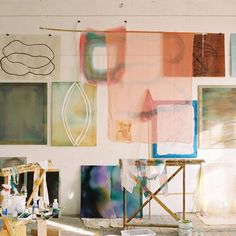 Malin Gabriella Nordin- layering meaning to things Modern Art, Contemporary Art, Textiles, Art Studios, Graphic, Installation Art, Art Inspo, Decoration, Backdrops