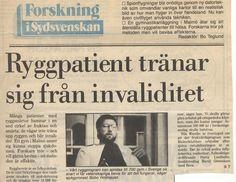 1986 Rehab verksamhet Baltic Club Malmö