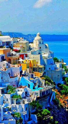 Santorini Greece Hellas