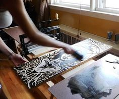 printmaking blog