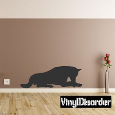 Wolf Wolves Wall Decal - Vinyl Decal - Car Decal - 015