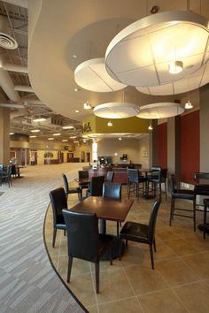 The Ridge: Auditorium, Atrium, Children's Ministry | Aspen Group | Building For Ministry
