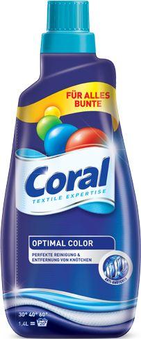 Conny's kleine Wunderwelt: Coral Opitmal Color  gratis testen! Cashback Aktio...