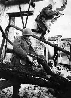 Battle of Stalingrad  July 17 1942 - February 2, 1943