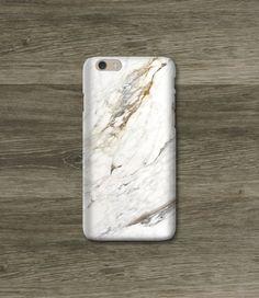 Marble iPhone 6 Case Plastic iPhone Case by JoyMerrymanStore