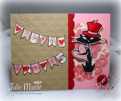 Hugs & Kisses by jmasse - Cards and Paper Crafts at Splitcoaststampers