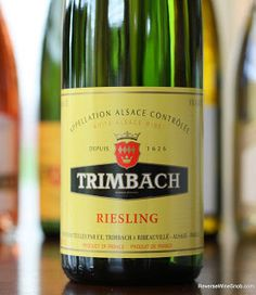 Trimbach Riesling 2010 - A Beautiful Dry Riesling. BULK BUY! Alsace - A seemingly magical place that makes wine taste better.  http://www.reversewinesnob.com/2013/08/trimbach-riesling.html