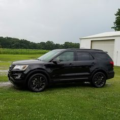 2017 Ford Explorer w/sport appearance package...my Ford Explorer