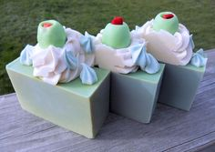 Olive Branch type Goat Milk Soap LUSH DUPE by alifedeliberate, $6.25