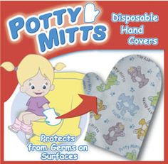 Not so genius... Why would you want to teach your kid that its ok to wipe if you use a mitten??