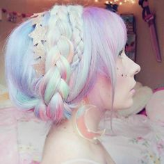 Submission to 'Holographic Hair Is Here And It's The Hottest Hair Trend Of 2017'