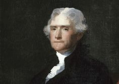 """Jefferson is celebrated as a champion of a free press. But he also wrote that """"nothing can now be believed which is seen in a newspaper. History Teachers, Us History, History Museum, List Of Us Presidents, University Of Virginia, Head Of State, Colonial Williamsburg, Thomas Jefferson, Declaration Of Independence"""