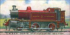 Vintage Locomotives   ... each locomotive in vintage trains and locomotives screensaver vintage