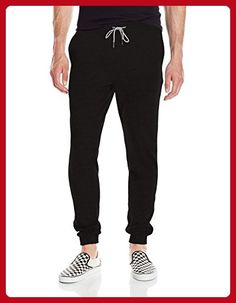 Volcom Men's Single Stone Fleece Pant, Black, XX-Large - Mens world (*Amazon Partner-Link)