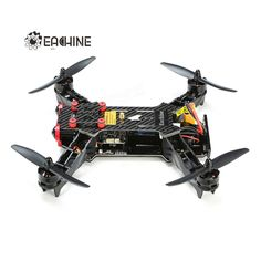 Eachine Racer 250 FPV Drone Built in 5.8G Transmitter OSD With HD Camera ARF Version Sale - Banggood.com