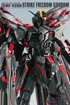PG 1/60 Strike Freedom Gundam - Customized Build Modeled by 卡洛斯·卡尔