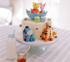 Sweet as Hunny: Inspired Winnie the Pooh Baby Shower Ideas   Disney Baby