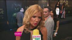 ¿Sissi Fleitas acosa a Ángel Said ? (VIDEO)